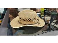 Straw Hat - brand new with tags