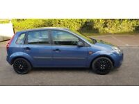 2006 Ford Fiesta 1.4 Style Climate 5dr Full+HPI+clear+1.4+Petrol+5+DR @07445775115