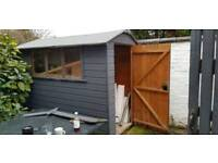 Garden shed 8 x 4 ft