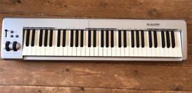 M Audio keystation 61 ES keyboard