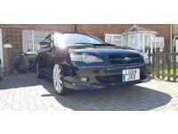 2004 Subaru Legacy Twinscroll JDM import