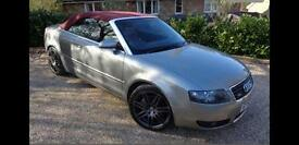 Audi A4 2.4L Cabriolet