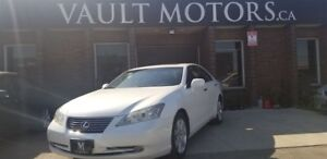 2009 Lexus ES 350 Loaded Navi/Back up camera