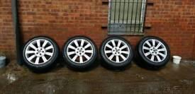 20 inch Range rover wheels