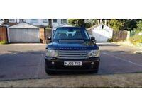 2006 Land Rover Range Rover 3.0 Td6 Vogue 5dr Auto @07445775115