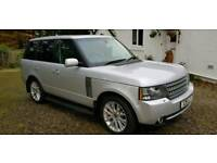 Range Rover Vogue . 4.4v8 (lpg conversion) may px for Discovery/110