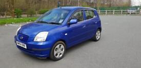 2004 54 Kia picanto 1.1 LX auto automatic ✅ only 48k miles ✅ long mot ✅ 2 keys . Bargain