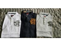 Superdry polo 3x