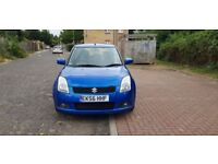 2007 Suzuki Swift 1.5 GLX 5dr Manual @07445775115