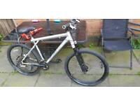 GT 1.0 bike with hydraulic disc brakes