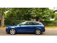 Audi A4 Avant 2.0 T Petrol 2005/05 S Line Cvt/Auto Cambelt replaced recently lots of History must go