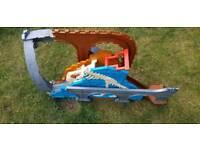 Childrens train toys