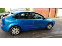 2006 Ford Focus 1.6 LX 5dr 1+Owner+From+New+Low+Mileage @07445775115