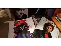 Cliff Richard books and brochures