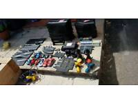 Scalextric large bundle set