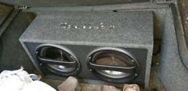 Twin bassbox