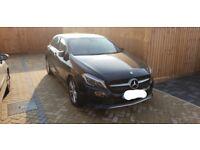 Mercedes A Class 2016 Black Excellent Condition