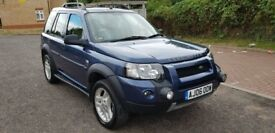 2006 Land Rover Freelander 2.0 TD4 HSE 5dr Automatic @07445775115