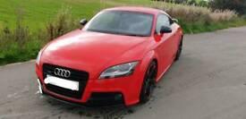 Audi TT Quattro Black Edition Amplified