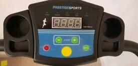 Treadmill prestige sport