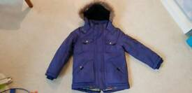 Blue coat brand new age 7-8 years