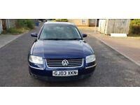 2003 Volkswagen Passat 2.3 V5 4dr Auto @07445775115