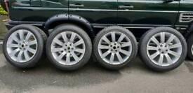 "20"" alloys range rover alloy wheels"