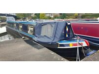 60ft NARROW BOAT FOR SALE