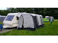 Outdoor evolution air awning 390