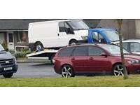 100 pound minimum for your scrap cars vans 4x4