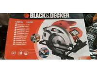 Black &Decker Circular Saw