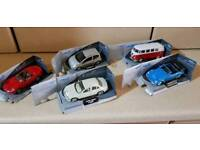CLASSIC OLD COLLECTION MODELS CARS