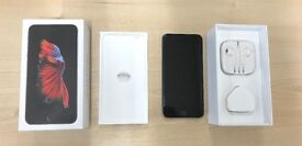 Apple iPhone 6s Plus (+) 64GB Space Grey Unlocked - Mint Condition/As New - Boxed With Accessories