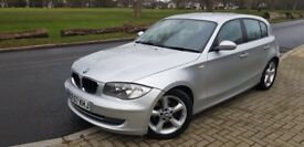 SILVER BMW 1 SERIES FOR SALE