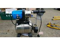 stainless steel Booster Pump