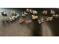 Stud earings bundle