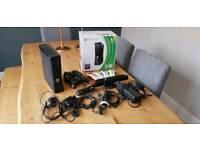 Xbox 360 (4GB) bundle & 14 games