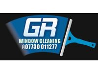 Traditional window cleaner available across Norfolk