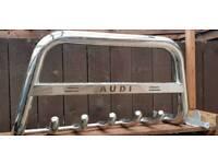 Audi bullbar