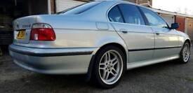 BMW E39 530d job lot 2 cars + parts