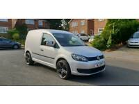 vw caddy van 1.6tdi 2011