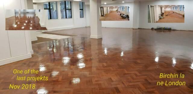 Wood Floor Sanding 11 Per Sq M Dust Free Professional Service