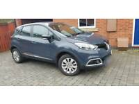 Renault captur 0.9l Turbo charged