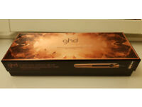 lIMITED EDITION - GHD V GOLD COPPER LUXE SYLER GIFT