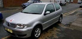 VW polo 2001 1.4 automatic