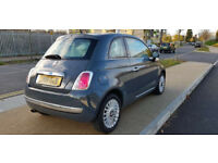 2009 Fiat 500 1.2 Lounge Manual. LHD. 23K MILES.