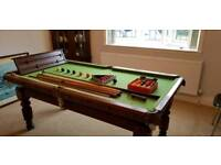 Thomas Padmore Snooker Dining Table