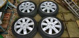 4x100 Renault Clio 182 wheels
