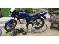 AJS 125cc ECO 2 - Spares/Repair/Project