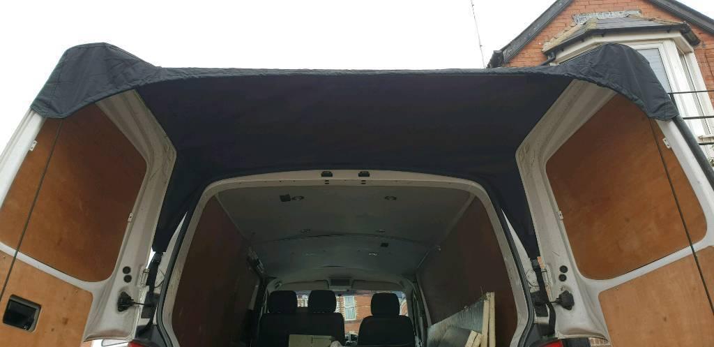 Kiravan VW T5 barn door awning | in Exmouth, Devon | Gumtree